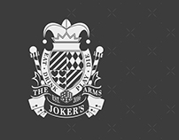 The Joker's Arms - Branding & Website