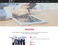 Web Luna Comunicaciones