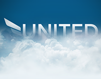 United Airlines : Rebranding