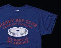 Heavy Rep Gear - Crossfit Apparel