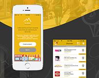 Surge Rewards - App UX & Branding