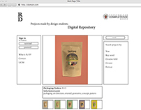 Digital Repository Prototype