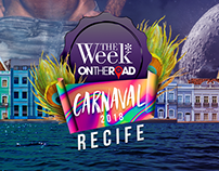 The Week On The Road - Carnaval 2018 - Recife