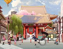 THE TOKYO TRAVELLERS / PYEONGCHANG 2018
