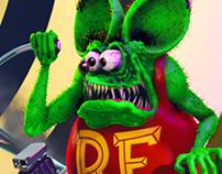 Rat Fink, RAT-A-TUDE