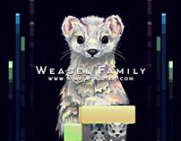"""Weasel Family"""
