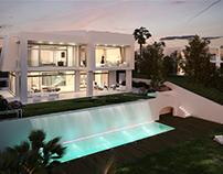 Night Architecture_Villa