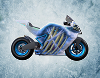 Wight Motorcycle