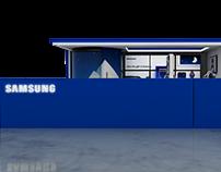 Samsung Mall Tour