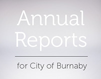 City of Burnaby Annual Reports