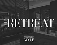 The Retreat: Vogue Fashion Week Event