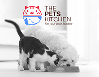 THE PETS KITCHEN BRAND