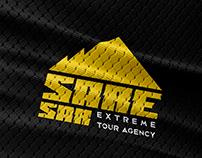 """Branding of """"SARESAR"""" Extreme Tours"""