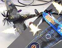 Spitfire AR Prototype