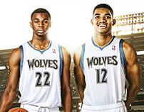 Timberwolves Mock Draft Swap | Karl-Anthony Towns