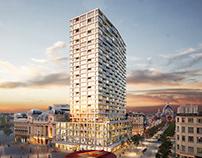 Antwerp Tower