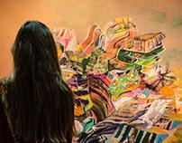 FOTOGRAFIA | Muestra Dimensión Liquida - Pintura