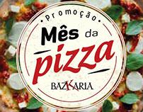 Mês da Pizza Bazkaria