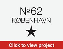 № 62 København (apparel)