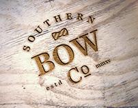 Southern Bow Co. Logo Design Concept