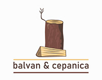 Balvan i cepanica