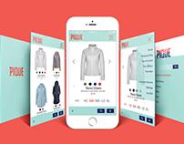 Branding: Pique Outerwear