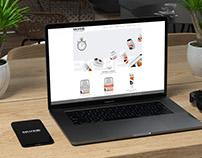 Sliver Shoe Care - Web Site