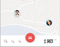 Car charge box sharing app