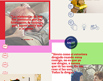 Sacreblu ◊ Web & Social Media