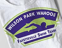 Local swim team new logo