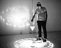 ECHO 1.0 -                  Interactive installation