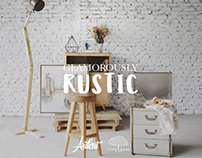 """Rustic is The New Glam"" - Ardentic 1.0"
