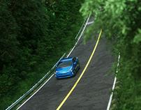 PROFI CAR TVC V.2 Hybrid W-20 (C4D - AE - OCT - PS )