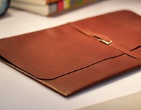 Lautus | Bolsa para portátil | Laptop leather case
