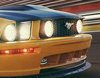 Mustang 2005 GTR