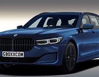 2019 BMW 7-Series Shooting Brake