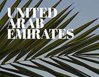 Shooting aboard : UAE