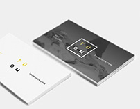 Business card mockup free download psd