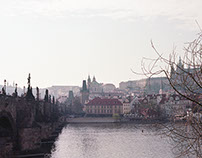 Prague, recto verso