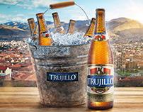 Cerveza Pilsen Trujillo - Gráficas
