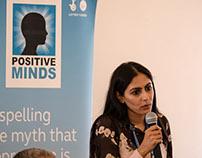 Positive Minds launch