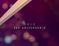 GSG: 3er Aniversario (2015)