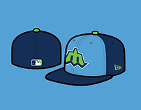 Seattle Mariners Rebrand Concept