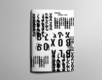 Design Guide // Black Box Theatre