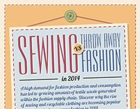 Sewing vs. Throw-Away-Fashion