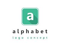 Alphabet Logo Concept