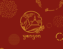 City of Yangon Branding