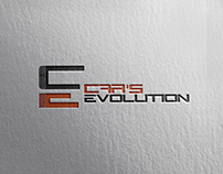 Identidad visual (Car's Evolution, 2014)