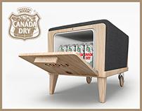 Canada Dry / Coolf / Design / Digital