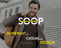 """Soop"" E-commerce UI Kit"